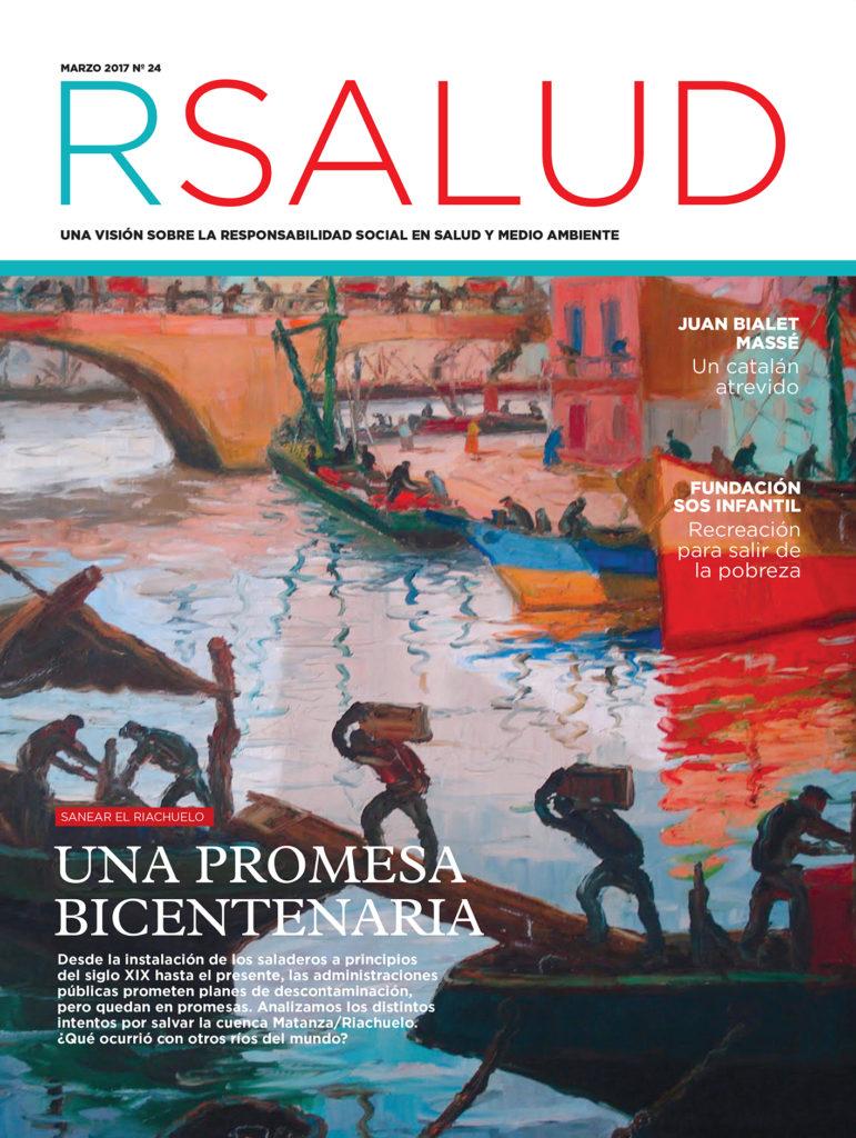 Edición 24 - Sanear el Riachuelo: Una promesa bicentenaria
