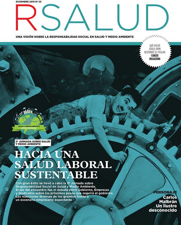 Edición 23 - Hacia una salud laboral sustentable