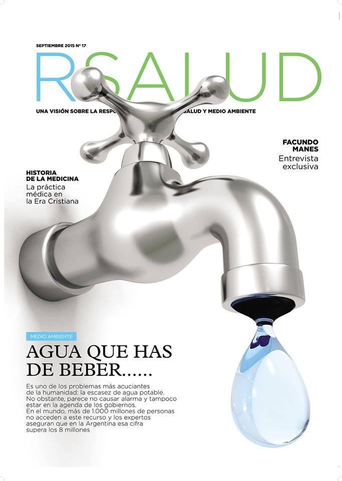 Edición 17 - Agua que has de beber...