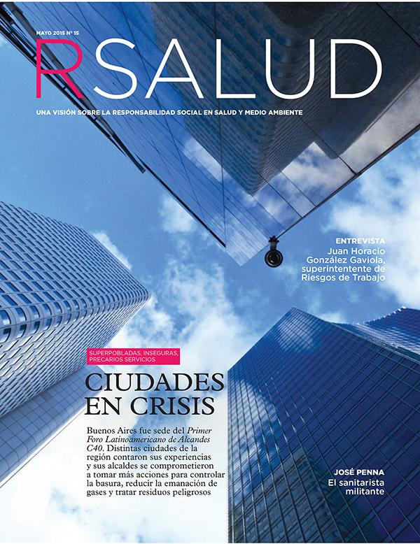 Edición 15 - Ciudades en crisis