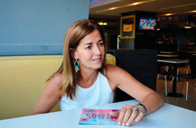 Maria Schwelm, Presidente de SOS Infantil